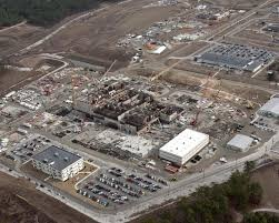 Savannah River Nuclear Plant Commercial Roof Systems